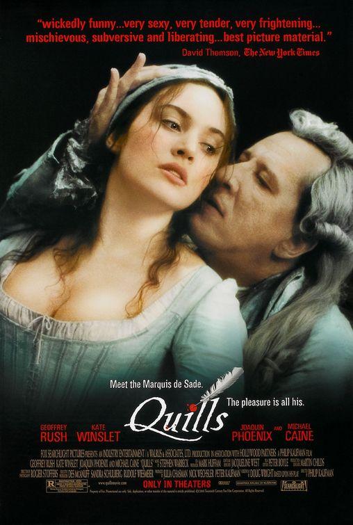 Quills(2002)